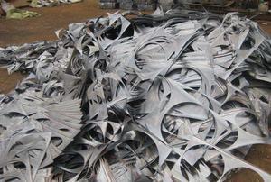 廢不鏽鋼回收